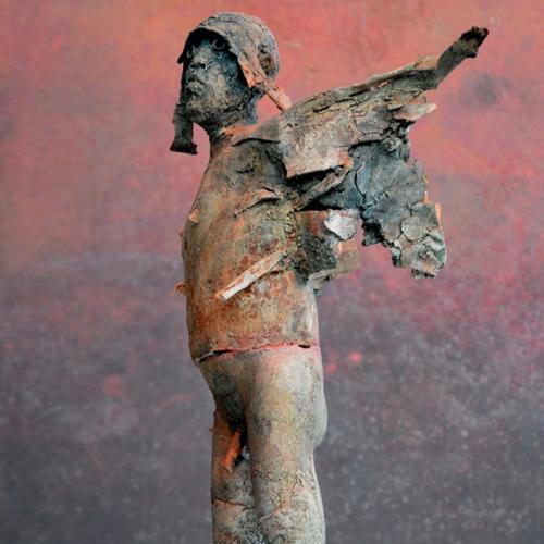 Passie in het Zuiden engel Herman Muys